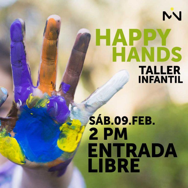 TALLER INFANTIL - sab.09.feb - 2pm, entrada libre